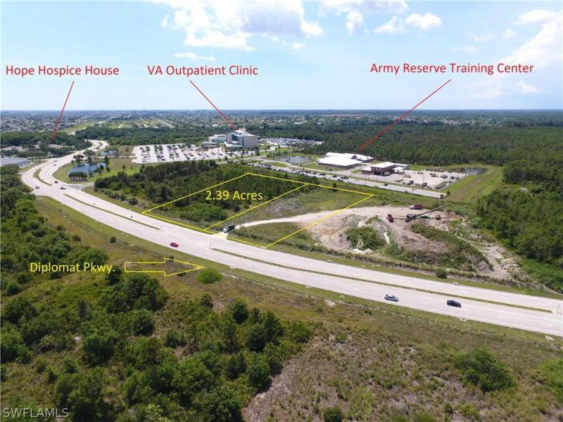 2515 2519 Diplomat Parkway, Cape Coral, Fl 33909