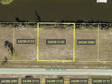 3421 Nw 18th Terrace, Cape Coral, Fl 33993