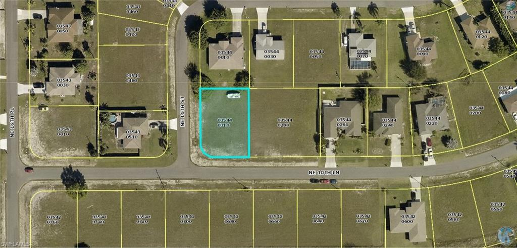 1701 Ne 10th Lane, Cape Coral, Fl 33909