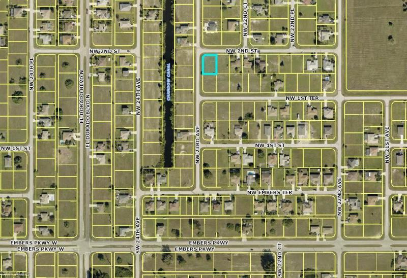 2238 Nw 2nd Street, Cape Coral, Fl 33993