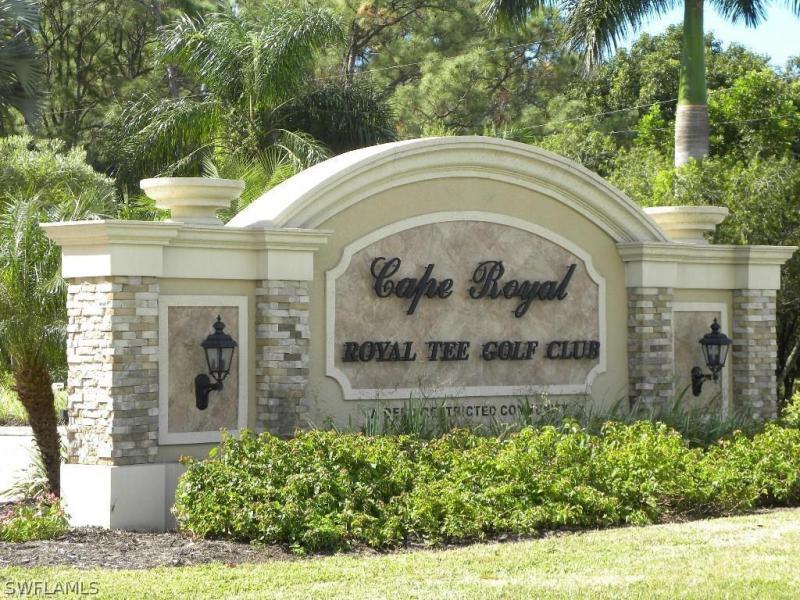 11771 Royal Tee Circle, Cape Coral, Fl 33991