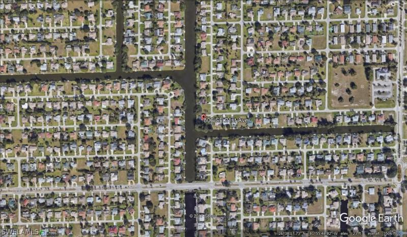 806 Se 21st Avenue, Cape Coral, Fl 33990