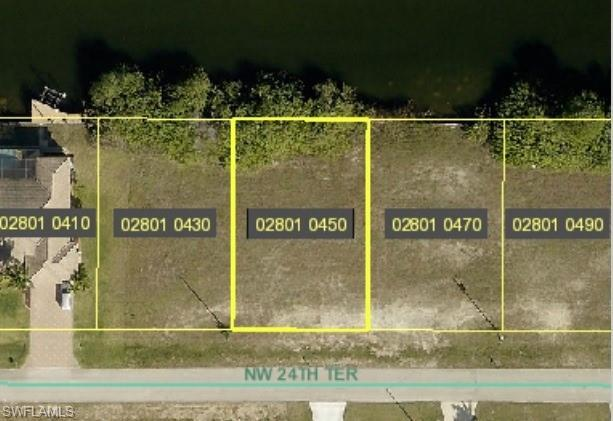 335 Nw 24th Terrace, Cape Coral, Fl 33993