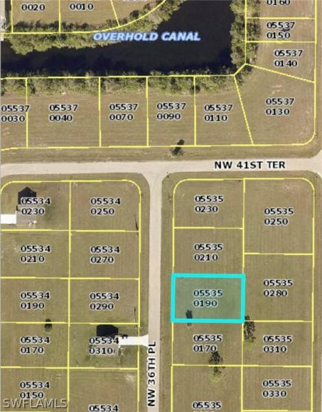 4045 Nw 36th Place, Cape Coral, Fl 33993