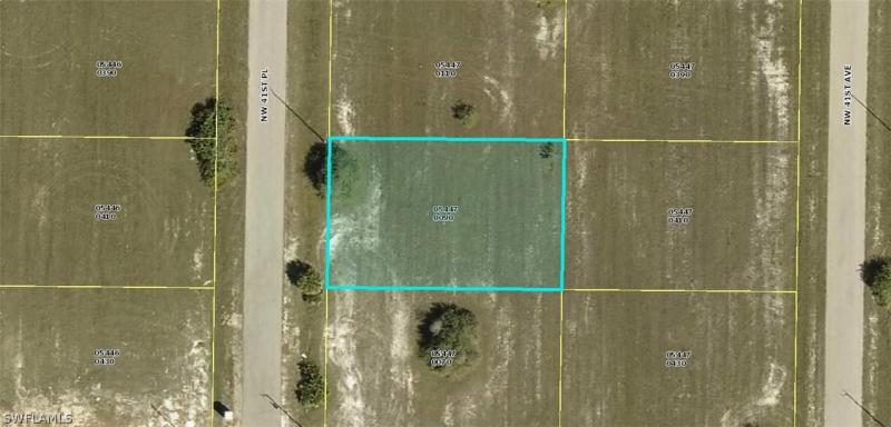 3517 Nw 41st Place, Cape Coral, Fl 33993