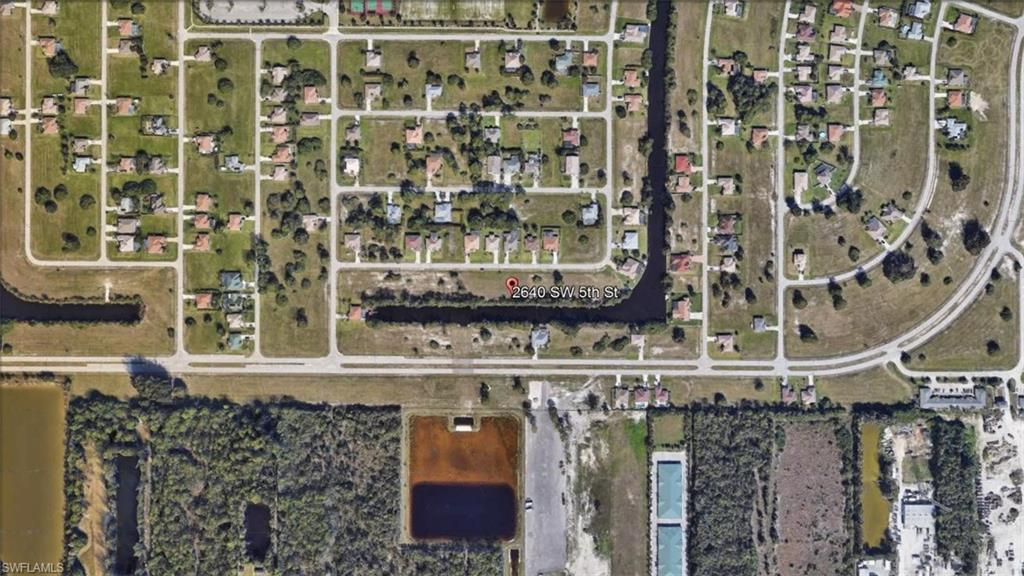 2640 Sw 5th Street, Cape Coral, Fl 33991
