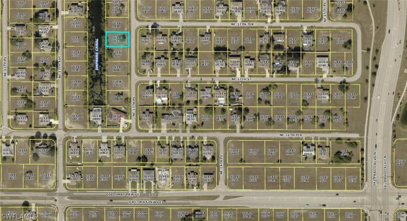 1710 Ne 13th Place, Cape Coral, Fl 33909