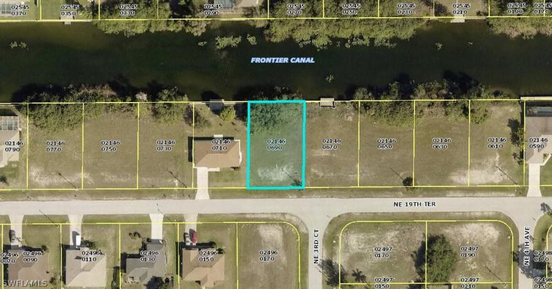 335 Ne 19th Terrace, Cape Coral, Fl 33909