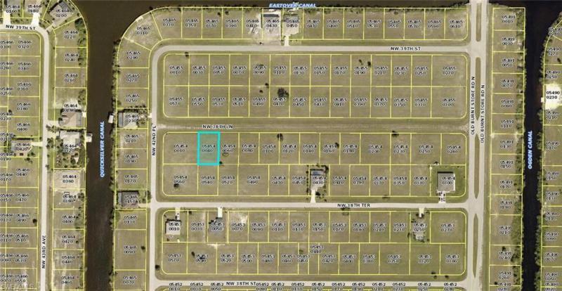 4208 Nw 38th Lane, Cape Coral, Fl 33993