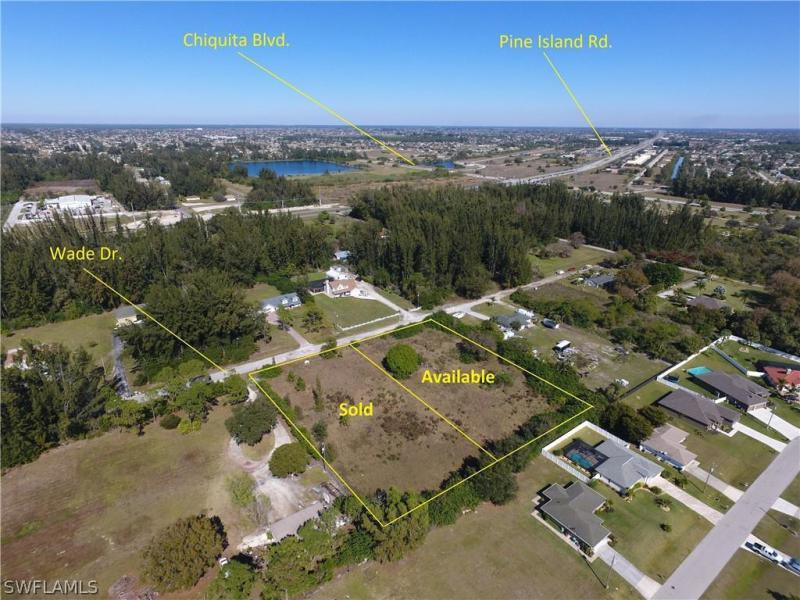 1812 Wade Drive, Cape Coral, Fl 33991