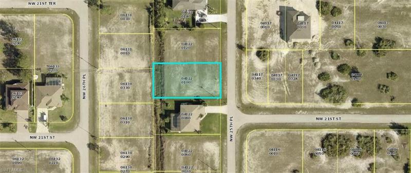 2102 Nw 25th Place, Cape Coral, Fl 33993