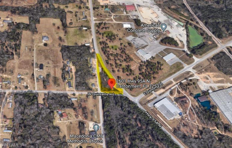 2601 N Highway 95 A , Cantonment, Fl 32533