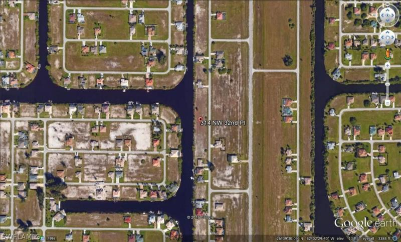 314 32nd Place NW, CAPE CORAL, FL  33993 $109,000