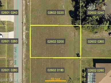 507 Nw 1st Place, Cape Coral, Fl 33993