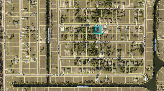 1024 Ne 33rd Lane, Cape Coral, Fl 33909