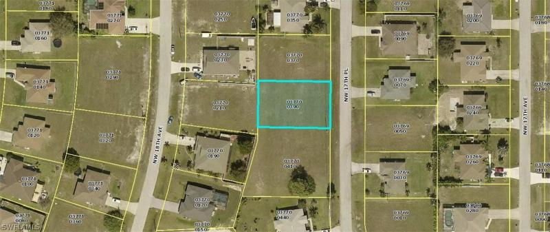 628 Nw 17th Place, Cape Coral, Fl 33993