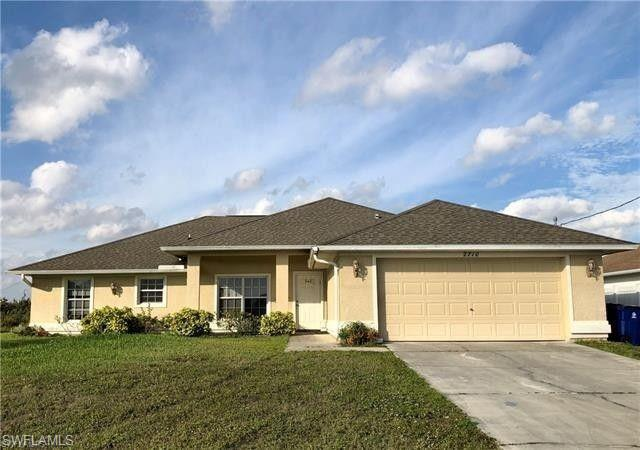 New listing For Sale in LEHIGH ACRES LEHIGH ACRES FL