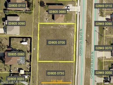 914 Chiquita Boulevard, Cape Coral, Fl 33993