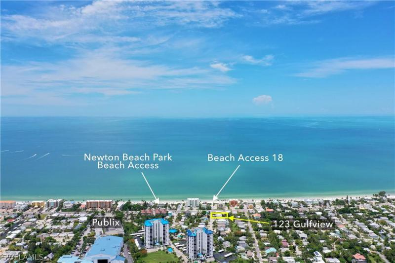 123 Gulfview Avenue, Fort Myers Beach, Fl 33931