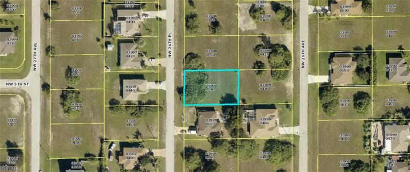 427 Nw 26th Place, Cape Coral, Fl 33993