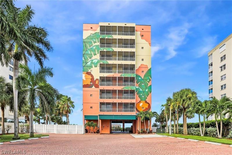 510 Estero Boulevard #505, Fort Myers Beach, Fl 33931