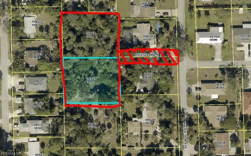 10885 Drusilla Lane, Bonita Springs, Fl 34135