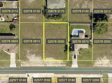 505 Nw 3rd Terrace, Cape Coral, Fl 33993