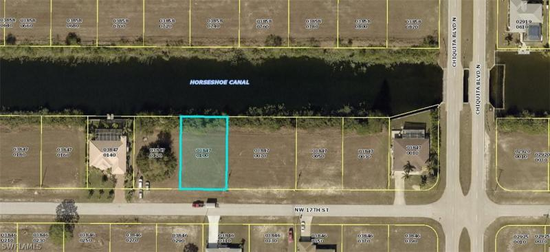 1619 Nw 17th Street, Cape Coral, Fl 33993