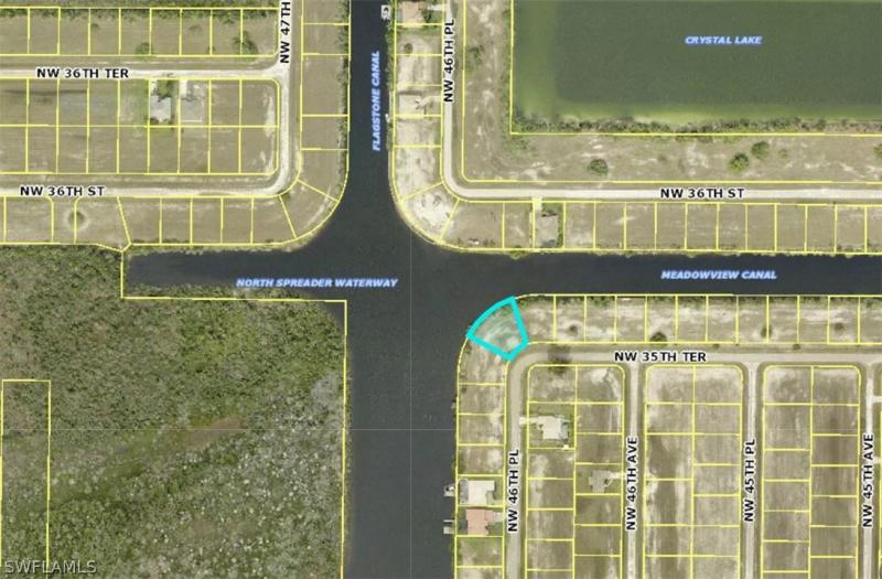 3526 Nw 46th Place, Cape Coral, Fl 33993