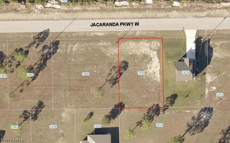 1830 Jacaranda Parkway, Cape Coral, Fl 33993