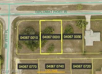 2810 Diplomat Parkway, Cape Coral, Fl 33993