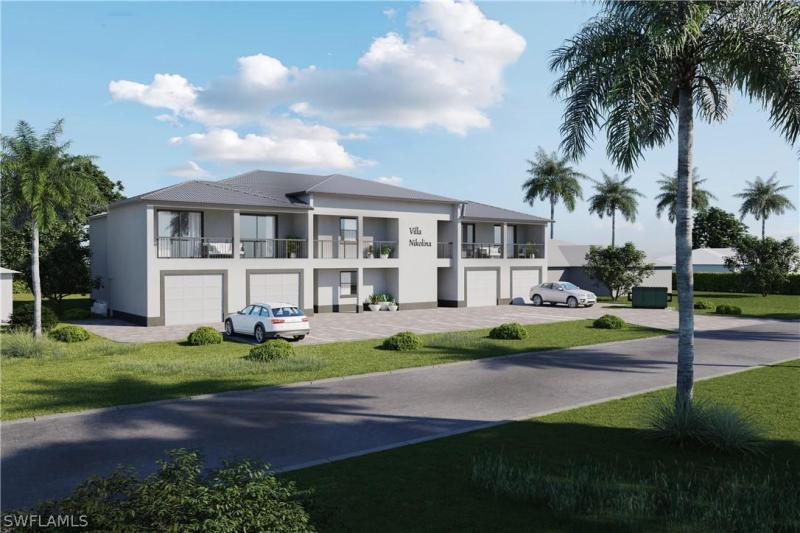 4425 Sw Santa Barbara Place #6, Cape Coral, Fl 33914