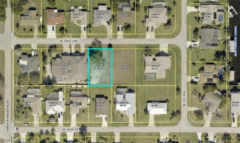114 Se 39th Terrace, Cape Coral, Fl 33904