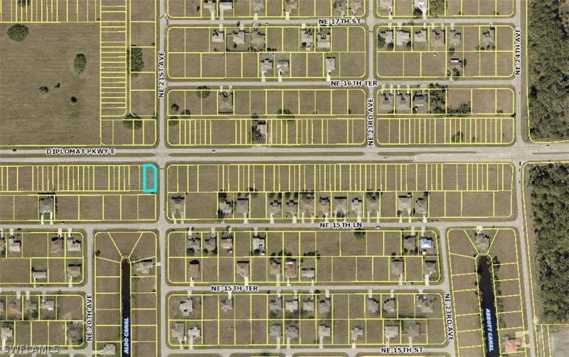 2098 Diplomat Parkway, Cape Coral, Fl 33909