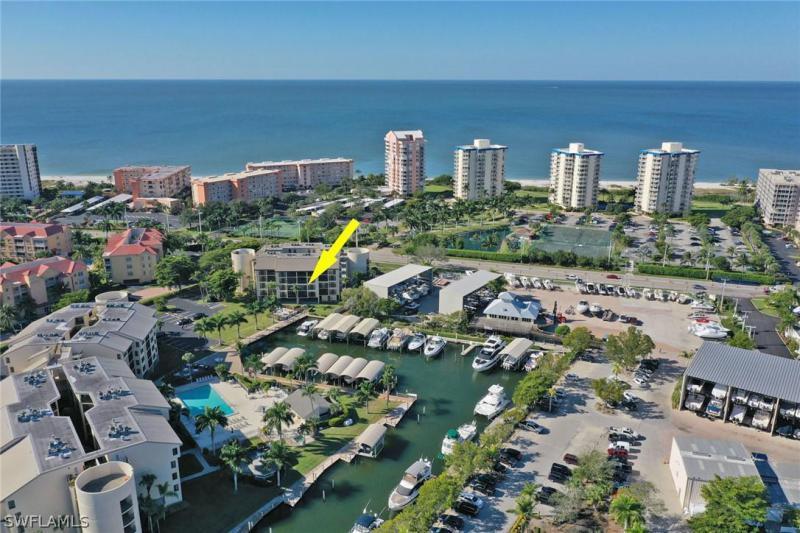 For Sale in SANTA MARIA RESORT CONDO Fort Myers Beach FL