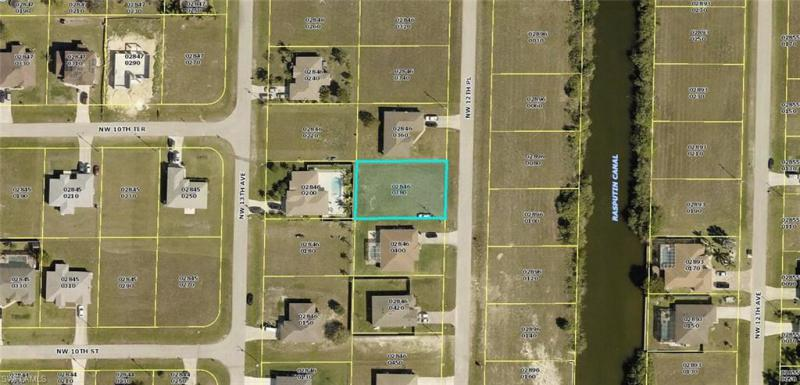 1008 Nw 12th Place, Cape Coral, Fl 33993