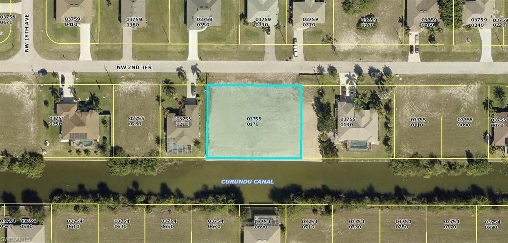 1710 Nw 2nd Terrace, Cape Coral, Fl 33993
