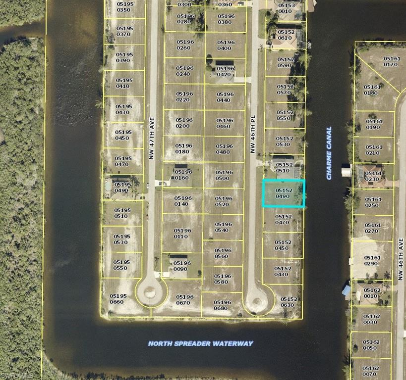 2843 Nw 46th Place, Cape Coral, Fl 33993