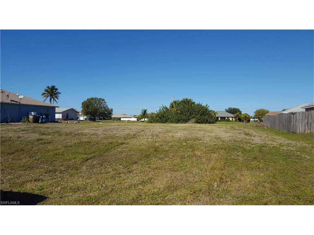 1405 Nw 9th Terrace, Cape Coral, Fl 33993