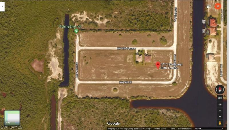 4717 Nw 36th Terrace, Cape Coral, Fl 33993