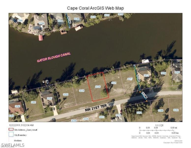 3225 Nw 21st Terrace, Cape Coral, Fl 33993