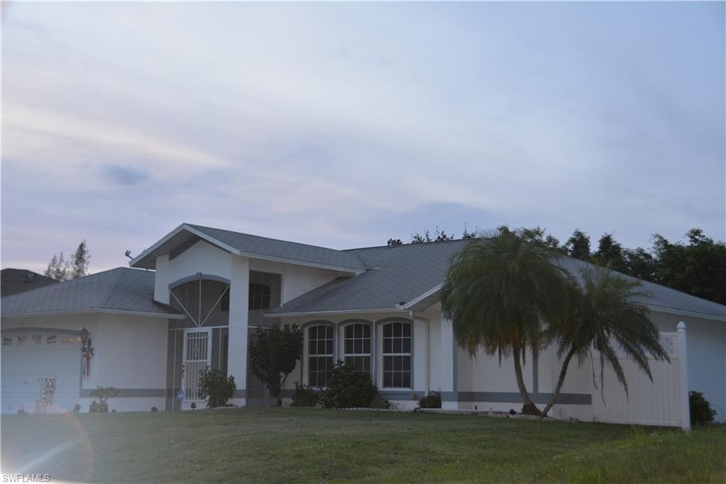 1711 Sw 3rd Terrace, Cape Coral, Fl 33991