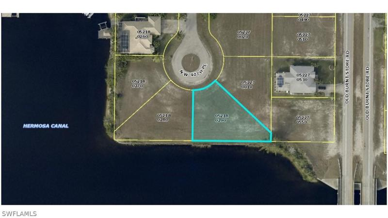 1001 Nw 40th Place, Cape Coral, Fl 33993