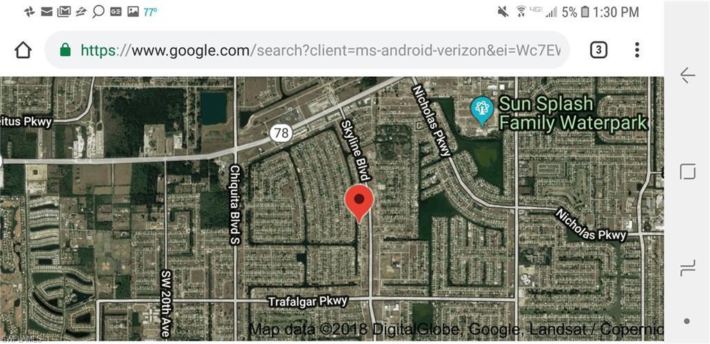 1202 Sw 8th Place, Cape Coral, Fl 33991