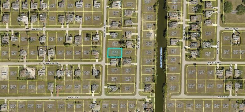 917 Nw 13th Avenue, Cape Coral, Fl 33993