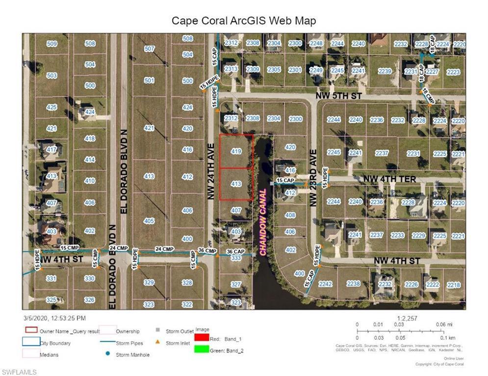 419 Nw 24th Avenue, Cape Coral, Fl 33993