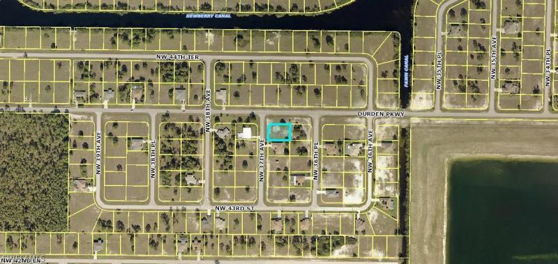 4319 Nw 37th Avenue, Cape Coral, Fl 33993