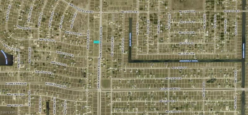 2604 And 2 Santa Barbara Boulevard, Cape Coral, Fl 33993