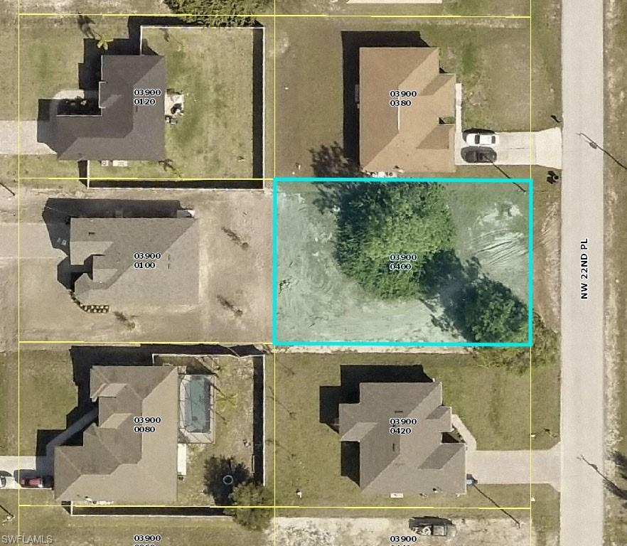 1832 Nw 22nd Place, Cape Coral, Fl 33993