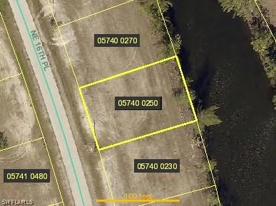 3753 Ne 16th Place, Cape Coral, Fl 33909